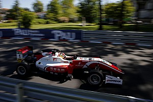 F3-Euro Crónica de Carrera Zhou, piloto de la Ferrari Driver Academy, consigue su primera victoria en Pau
