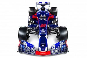 Fórmula 1 Artículo especial Comparativa visual: El Toro Rosso 2017 vs. 2018 con motor Honda