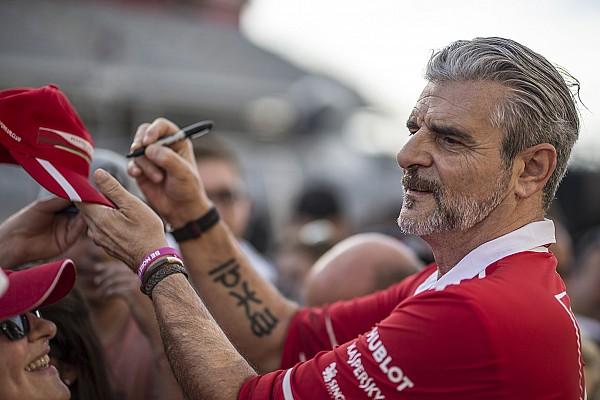 Fórmula 1 Últimas notícias Chefe da Ferrari: punição a Verstappen