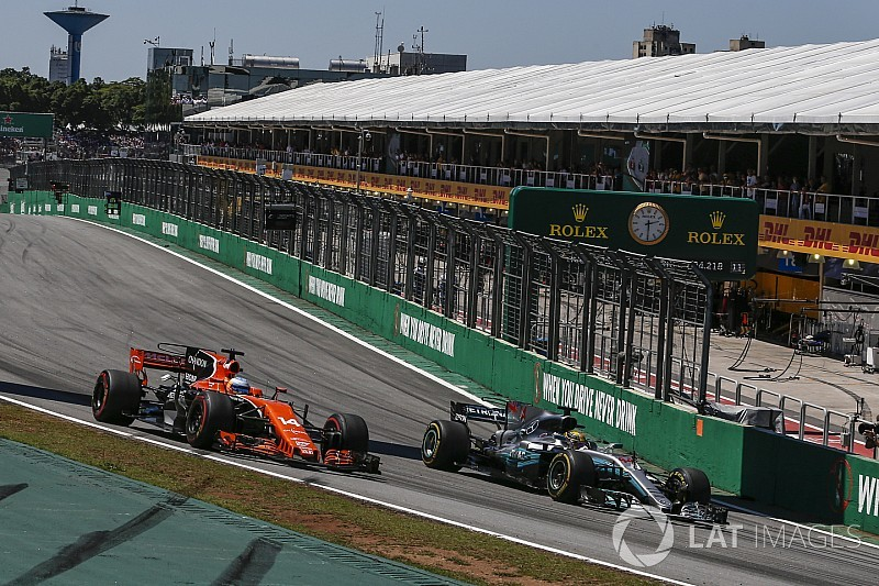 "Mercedes taking McLaren and Renault threat ""seriously"""