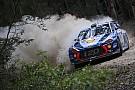 Australia WRC: Neuville wins as Latvala throws away second