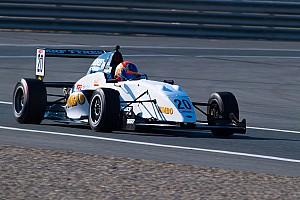 Indian Open Wheel Race report MRF Dubai: Van Kalmthout kuasai Race 2, Presley Martono nyaris podium
