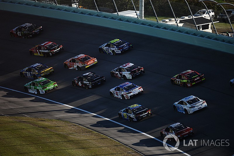 NASCAR gibt Längen der Stages für die Cup-Rennen 2018 bekannt