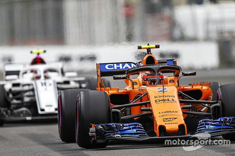 Sauber no tiene en cuenta a Vandoorne para 2019