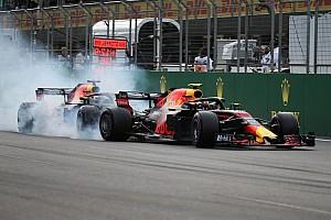 Formula 1 I più cliccati Fotogallery: ecco la sequenza dell'incidente delle Red Bull a Baku