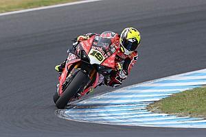 """Ducati, Bautista soddisfatto delle libere: """"Mi diverto, cercherò di lottare con Rea"""""""