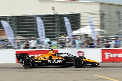 Hülkenberg és Sargeant a fiatalok tesztjén debütál az IndyCarban
