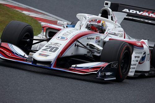 Okayama Super Formula: Hirakawa beats Miyata to pole