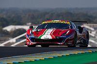 WEC, Ferrari: novità di piloti e numero vettura in GTE-Pro