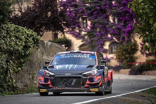 Samochód WRC dla Solberga