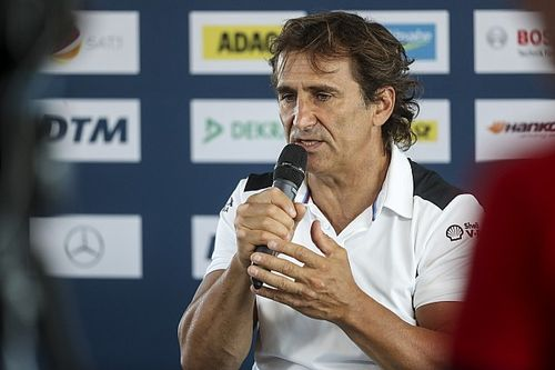 Zanardi to be brought out of medically-induced coma