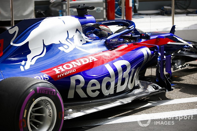 Honda upgrade gains have Toro Rosso