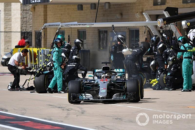 Hamilton: Mercedes olarak işi kendimiz zorlaştırdık
