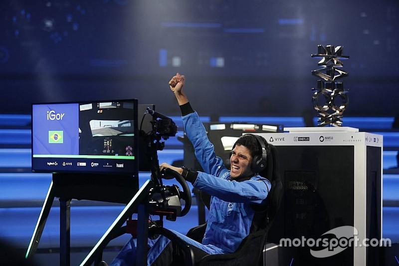 El piloto de la F4, Igor Fraga gana el Shadow Project de McLaren