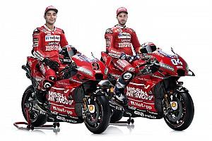 Ducati pamer livery anyar Desmosedici GP19