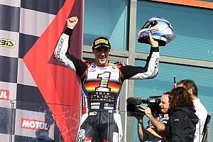 Markus Reiterberger ist Superstock-1000-Europameister 2018