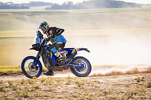 Yamaha mantiene alineación y espera luchar por el Dakar 2019