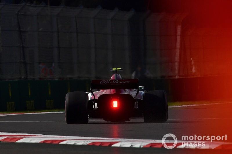 Los neumáticos hiperblandos de la F1, como conducir