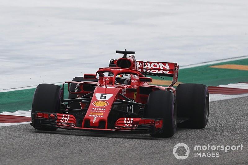 Ferrari a abandonné ses évolutions récentes avec succès
