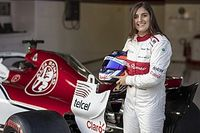 夢の女性F1ドライバーを目指して! カルデロン「SFでのチャンスを最大限に活かしたい」