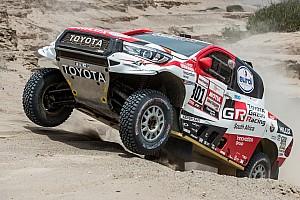 Al-Attiyah: Dakar galibiyeti, Toyota'nın bağlılığını arttıracak