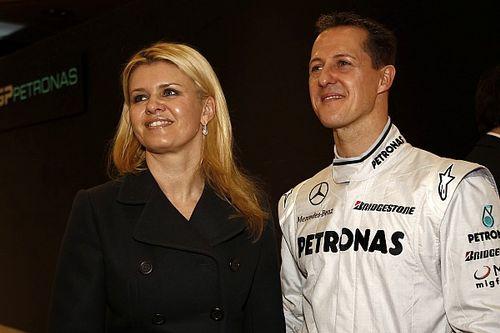 """Todt: """"Schumacher está vivo por su esposa Corinna y los médicos"""""""