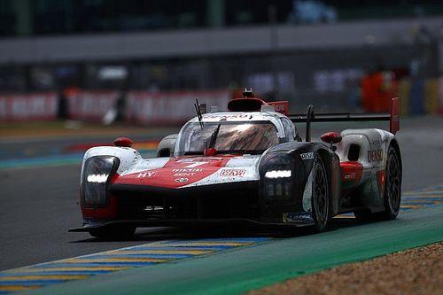 Toyota a réglé ses problèmes rencontrés au Mans