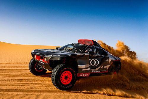 """Sainz et le projet Audi : """"Sommes-nous un peu fous ? Peut-être"""""""