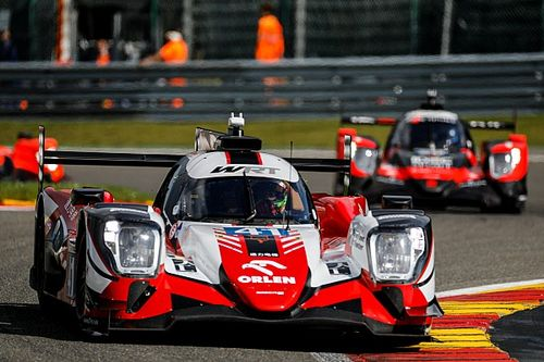 Spa ELMS: WRT wins to seal LMP2 title with a round to spare