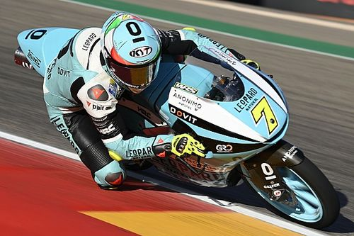 Moto3 Aragon: Foggia kazandı, Deniz harika performansıyla 2. oldu!