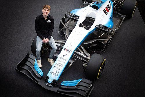 Williams уволила своего тест-пилота Тиктума