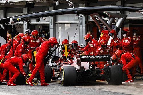 Ferrari: fa bene al morale la crescita di Barcellona