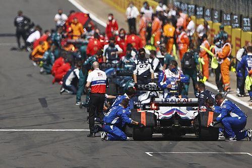 Mercedes впереди Red Bull: стартовая решетка Гран При Венгрии