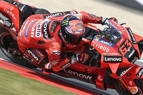 Ducati avanzar para luchar por el título de MotoGP en 2021