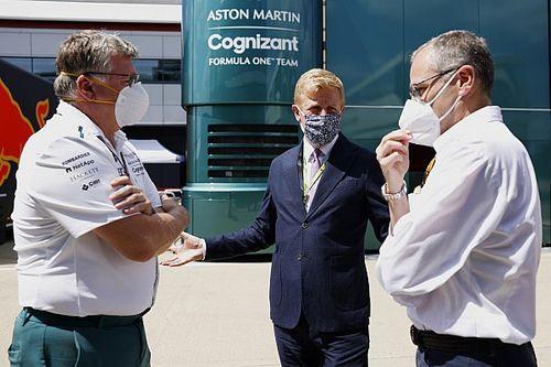 Forradalmi ötlettel változtatna a versenynaptáron az Aston Martin