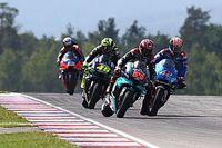 """Quartararo: """"La carrera más dura desde que estoy en MotoGP"""""""