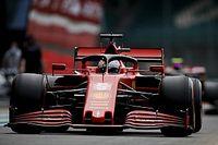 """Ferrari change le châssis de Vettel après la découverte d'un """"petit défaut"""""""