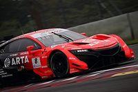 Fuji Super GT: ARTA leads Honda front row lockout