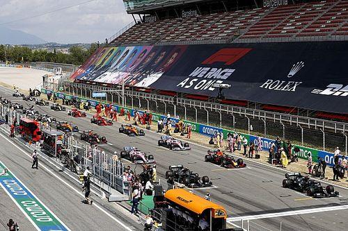 F1 GP Spanyol Tanpa Penonton Lagi