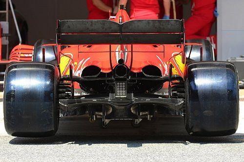 Ferrari: per il caldo aperti gli sfoghi in coda alle pance