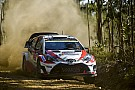 WRC Portugal WRC: Latvala leads, top four split by 1.2s