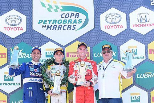 Em pole invertida, Salas vence corrida 2 do Marcas em Curvelo