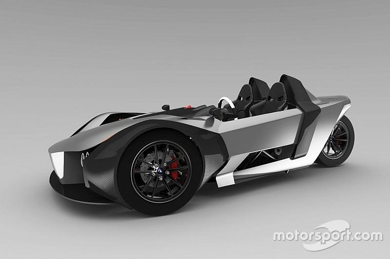 Voici le Girfalco Azkarra, véhicule électrique à trois roues!