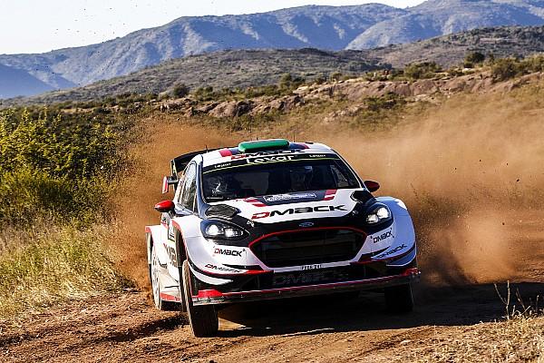 Arjantin WRC: İlk günün lideri rahat bir şekilde Evans oldu