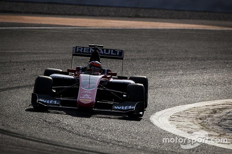 Pole de Aitken en la primera carrera de la temporada de la GP3