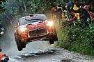 WRC Simone Tempestini al Rally di Germania con una DS3 R5