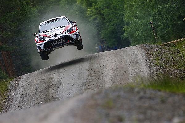 Finland WRC: Latvala retakes lead from Lappi