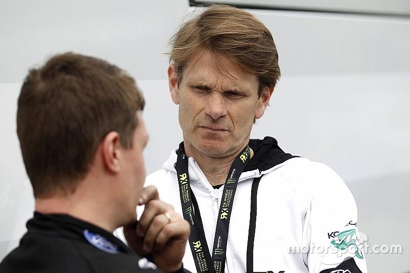 WRC-Comeback von Marcus Grönholm bei der Rallye Schweden