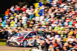 WRC 速報ニュース 【WRC】ハンニネン、ドイツ3日目の難関ステージでトップタイム