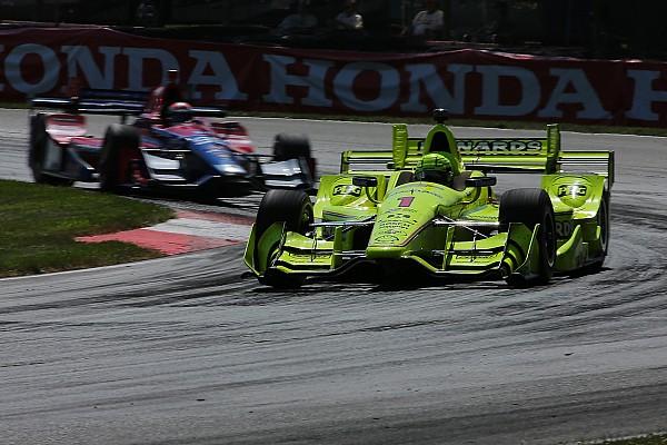 IndyCar Pour Pagenaud, Newgarden va